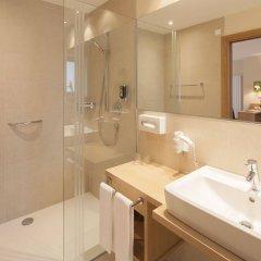Hilburger Hotel Сцена ванная