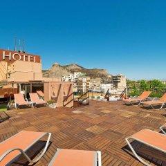Отель Astoria Palace Hotel Италия, Палермо - отзывы, цены и фото номеров - забронировать отель Astoria Palace Hotel онлайн пляж фото 2
