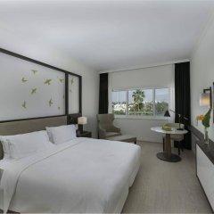 Отель Hilton Park Nicosia комната для гостей фото 2
