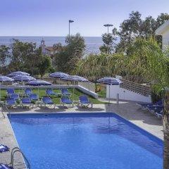 Отель Iris Beach Протарас бассейн