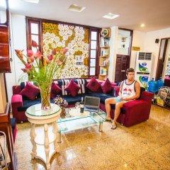 Отель Royal Orchid Hotel Вьетнам, Ханой - отзывы, цены и фото номеров - забронировать отель Royal Orchid Hotel онлайн интерьер отеля фото 2