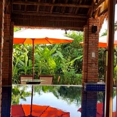 Отель Golden Peach Villa Hoi An фото 15