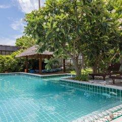 Отель Sam-kah Villa Jade Таиланд, Самуи - отзывы, цены и фото номеров - забронировать отель Sam-kah Villa Jade онлайн бассейн