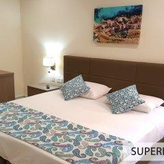 Отель Kennedy Nova Гзира комната для гостей фото 2