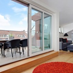 Апартаменты Apartments VR40 балкон