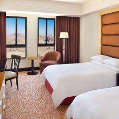 Отель Petra Marriott Hotel Иордания, Вади-Муса - отзывы, цены и фото номеров - забронировать отель Petra Marriott Hotel онлайн комната для гостей фото 4