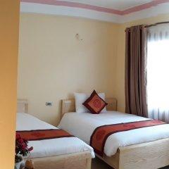 Sapa Paramount Hotel комната для гостей