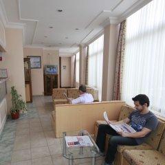 Acikgoz Hotel Турция, Эдирне - отзывы, цены и фото номеров - забронировать отель Acikgoz Hotel онлайн интерьер отеля
