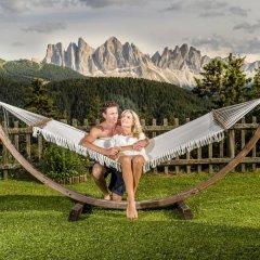 Отель Forestis Dolomites фитнесс-зал фото 2