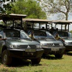 Отель Mahoora Tented Safari Camp All-Inclusive - Yala парковка