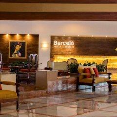 Отель Barcelo Huatulco Beach - Все включено интерьер отеля