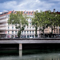 Отель Boscolo Lyon Франция, Лион - отзывы, цены и фото номеров - забронировать отель Boscolo Lyon онлайн приотельная территория