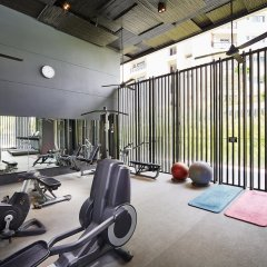 Studio M Hotel фитнесс-зал фото 4