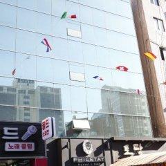 Отель Philstay Dongdaemun парковка