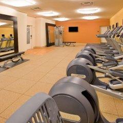 Отель Hilton Garden Inn New York/Central Park South-Midtown West фитнесс-зал