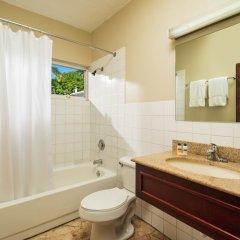 Отель Tobys Resort Ямайка, Монтего-Бей - отзывы, цены и фото номеров - забронировать отель Tobys Resort онлайн ванная