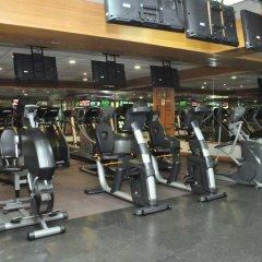 Отель Royal Pedregal Мехико фитнесс-зал фото 3