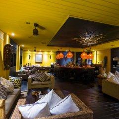 Отель Bom Bom Principe Island питание фото 2