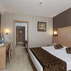 Отель Sultan of Side - All Inclusive Сиде комната для гостей фото 2