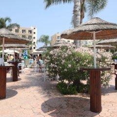 Отель Tsokkos Gardens Hotel Кипр, Протарас - 1 отзыв об отеле, цены и фото номеров - забронировать отель Tsokkos Gardens Hotel онлайн пляж