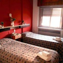 Hotel Norte Argentino San Nicolas Сан-Николас-де-лос-Арройос комната для гостей