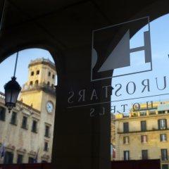 Отель Eurostars Mediterranea Plaza фото 3