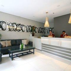 Отель Estacio Uno Lifestyle Resort интерьер отеля фото 3