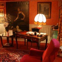 Отель Hôtel De Nice интерьер отеля