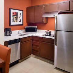 Отель Residence Inn by Marriott Las Vegas Hughes Center в номере