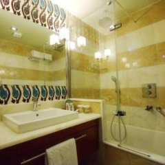 Dareyn Hotel Турция, Стамбул - отзывы, цены и фото номеров - забронировать отель Dareyn Hotel онлайн ванная фото 2