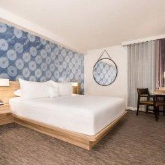 Отель The LINQ Hotel & Casino США, Лас-Вегас - 9 отзывов об отеле, цены и фото номеров - забронировать отель The LINQ Hotel & Casino онлайн комната для гостей фото 2