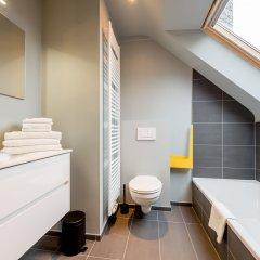 Отель Smartflats Design - Schuman Брюссель ванная фото 2