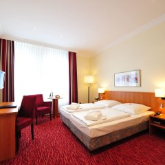 Отель Frühlings-Hotel Германия, Брауншвейг - отзывы, цены и фото номеров - забронировать отель Frühlings-Hotel онлайн комната для гостей фото 5