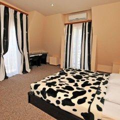 Отель Дипломат комната для гостей фото 3