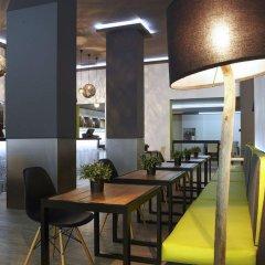 City Hotel Thessaloniki гостиничный бар