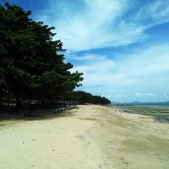 Отель Samal Guesthouse пляж фото 2