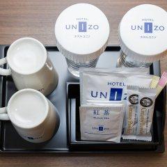 Отель UNIZO Tokyo Ginza-itchome Япония, Токио - отзывы, цены и фото номеров - забронировать отель UNIZO Tokyo Ginza-itchome онлайн удобства в номере фото 2
