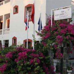 Отель Alba Marin интерьер отеля