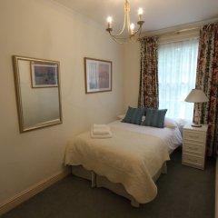 Апартаменты Lancaster Gate Apartments Лондон комната для гостей фото 5
