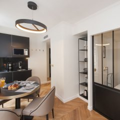 Апартаменты Odeon Saint Germain Apartments в номере фото 2