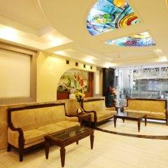 Отель Chanchal Deluxe Индия, Нью-Дели - отзывы, цены и фото номеров - забронировать отель Chanchal Deluxe онлайн интерьер отеля фото 2