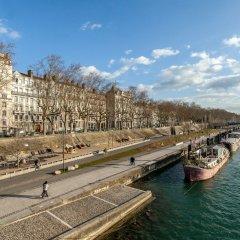 Отель Like Home Corneille Франция, Лион - отзывы, цены и фото номеров - забронировать отель Like Home Corneille онлайн приотельная территория