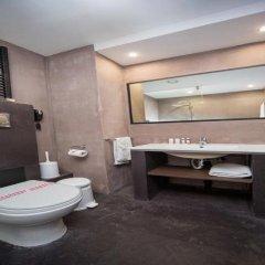 Отель Athina Palace Греция, Ферми - отзывы, цены и фото номеров - забронировать отель Athina Palace онлайн ванная
