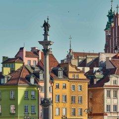 Отель Raffles Europejski Warsaw Польша, Варшава - отзывы, цены и фото номеров - забронировать отель Raffles Europejski Warsaw онлайн балкон