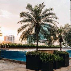 Отель InterContinental Saigon бассейн