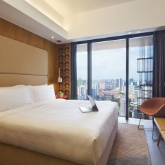 Oasia Hotel Downtown Singapore комната для гостей фото 2