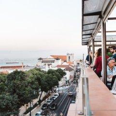 Отель The Independente Suites & Terrace пляж фото 2