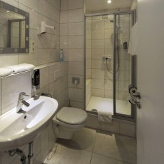 Fair Hotel Villa Diana Westend ванная