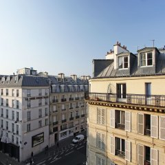 Отель Pick a Flat - St-Germain St-Michel Париж балкон