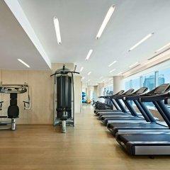 Отель Solitaire Bangkok Sukhumvit 11 фитнесс-зал